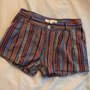 Super cute tribal shorts!